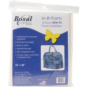 In-R-Form Unique Sew In Foam Stabiliser-46cm x 150cm White 1/Pkg