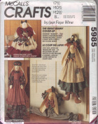 The Great Bunny Cover-Up McCall's Craft Pattern #5985