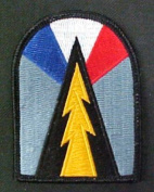 165th Infantry Brigade Dress Patch