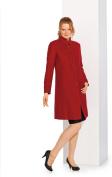 Burda 7329, Misses' Coat, Size 18-32