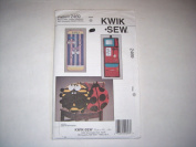 KWIK SEW PATTERN #2469 Back Packs, Locker Organiser, Hair Accessory Holder & Bows