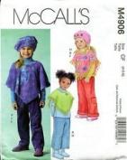 McCall's Pattern #M4906 SIZE