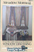 Meadow Morning - Patterns for Single or Double Curtains, Coordinating Table Quilt and Table Skirt
