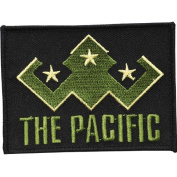 Patches - V-TAC Region Patches --Pacific