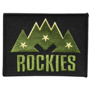 Patches - V-TAC Region Patches --Rockies