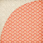 Persimmon Double-Sided Cardstock 30cm x 30cm -Pumpkin Spice