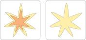 Cuttlebug 37-1367 2-Step Starburst