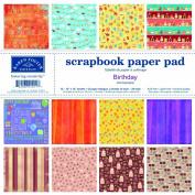 Karen Foster Design, Scrapbooking Paper Pads, Birthday