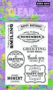 Hero Arts Remember Your Kindness Clear Stamp Set