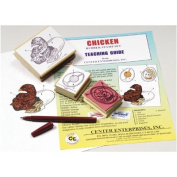 Stamp Set Lifecycle Chicken