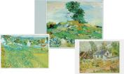 Entertaining with Caspari Vincent Van Gogh Blank Notecards, Set of 8