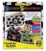 Creativity For Kids Soccer Scrapbook