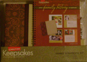 Creating Keepsakes Family Scrapbook Kit