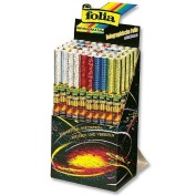 Holographic Mylar Roll- Magic Red 40cm x 16ft