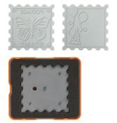 Fiskars 101920-1001 Stamp Design Set, Complex Pattern, Medium