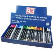 Zig Starter Kit For Art & Graphic Twin-