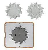 Fiskars 101090-1001 Sun Design Set, Medium