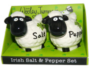 Irish Wooley Jumpers Salt Ane Pepper Shakers
