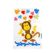 Popgels Animal Gel Gem - Monkey