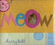 Daisy Hill Meow quick-scrap kit