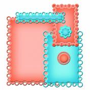 Spellbinders S5-194 Nestabilities Pearl Effects Die Templates
