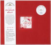 Doodlebug Design Ladybug Storybook for Scrapbooking Album, 30cm by 30cm