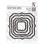 DOCrafts X-Cut Nesting Dies, Heart