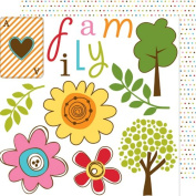 Bella Blvd Cute Cuts Family Dynamix Paper