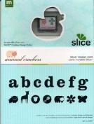 Slice Baby Theme Animal Crackers Design Card Making Memories
