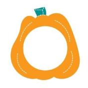 Accucut Zip'eSlim Die - Peekaboo Pumpkin