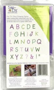 See D's Dot to Dot Alphabet Collection 30 Stamps and Case with Acrylic Block and Work Mat 50504 SugarLoaf