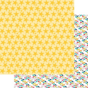 Bella Blvd Family Game Night Scrapbook Paper