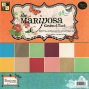 DCWV PS-005-00071 12 by 12 Mariposa Solid Premium Stack
