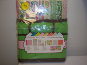 946 Pc. Scrapbook Kit