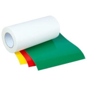 30cm x 300ft GreenStar Application Transfer Tape + BONUS 6-9ft Long Sign Vinyl, Assorted Colours