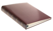 Gallery Leather Classic Leather Album, Burgundy