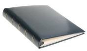 Gallery Leather Classic Leather Album , Navy