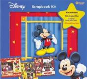 Disney / Sandylion 12x12 Postbound Scrapbook Photo Album Kit MICKEY MOUSE STAR