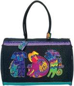 Laurel Burch Artistic Totes Travel Bag