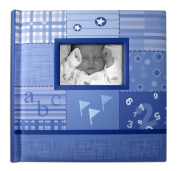 Creat-a-Memory Record and Play Family Memory Photo Album; Baby Boy