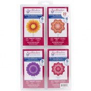 Spellbinders Nestabilities - Nesties Flowers B Nestabilities Set