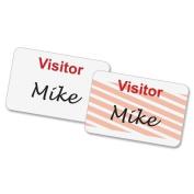 Baumgartens Self-Expiring Visitor Badge