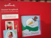 Christmas Instant Scrapbook