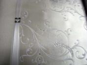 Hallmark Wedding SBK1226 30cm x 30cm Lace Embroidered Instant Scrapbook