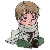 Russia Hetalia Patch Anime Cosplay