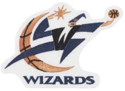 Washington Wizards Logo Patch