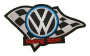 VW RACING SPORT Volkswagen Team Motorsport Jacket CV01 Patches