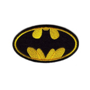 Batman Logo Embroidered Iron on Patch Applique Superhero TOP quality guarantee