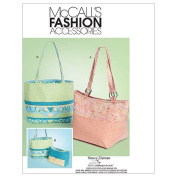 McCall's Patterns M6296 Totes and Organisers, One Size Only