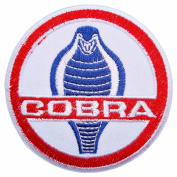 COBRA Shelby Mustang Ford Car Older Logo t Shirts CC08 Iron on Patches